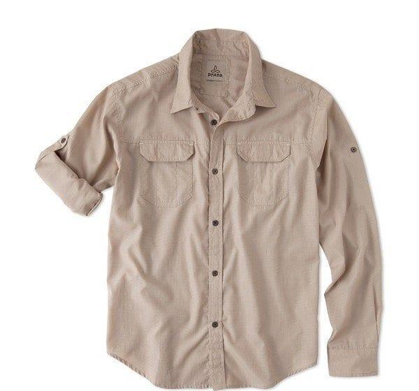 prAna Sabbatical Shirt