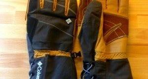 Columbia Snow Stryker Softshell Glove
