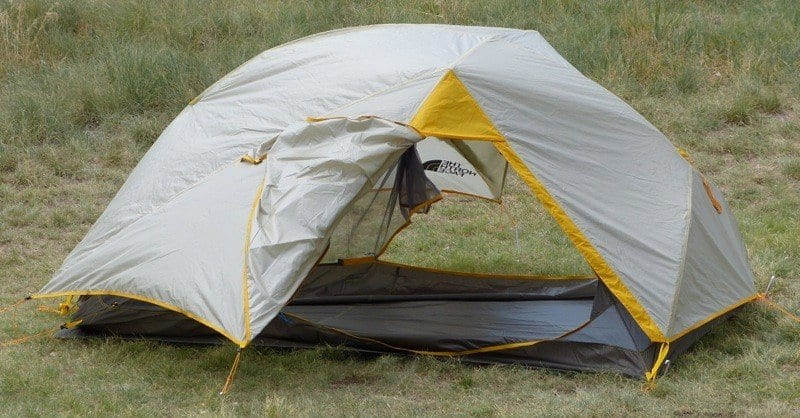 & The North Face Mica FL 2 Tent Review - Active Gear Review