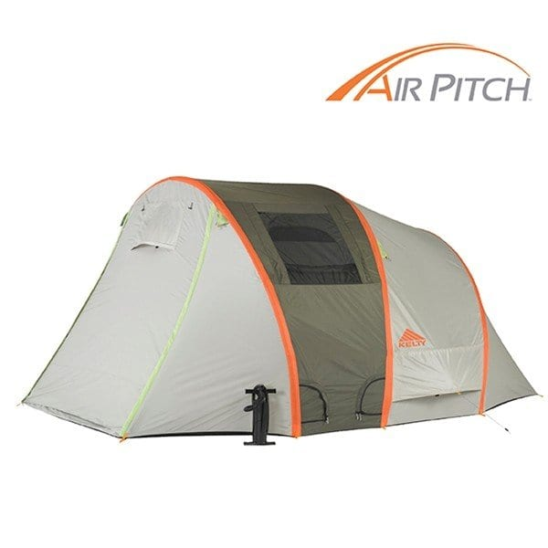 Kelty Mach 4 Tent Review - Active Gear Review