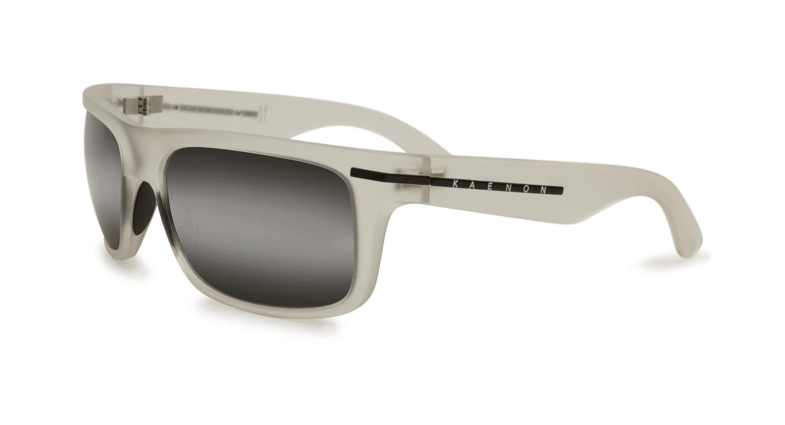 Kaenon Polarized Burnet Winter Frost Sunglasses