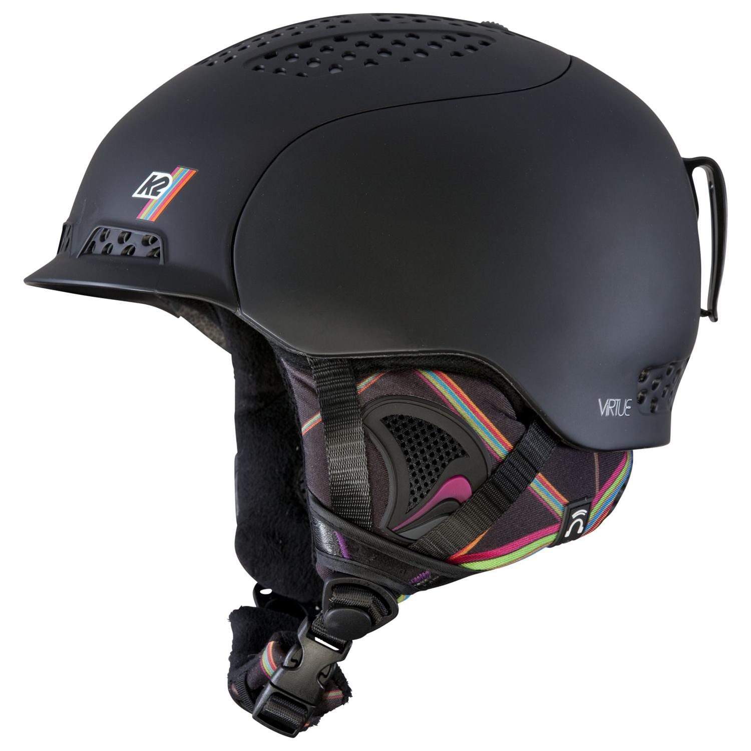 K2 Virtue Audio Ski Helmet