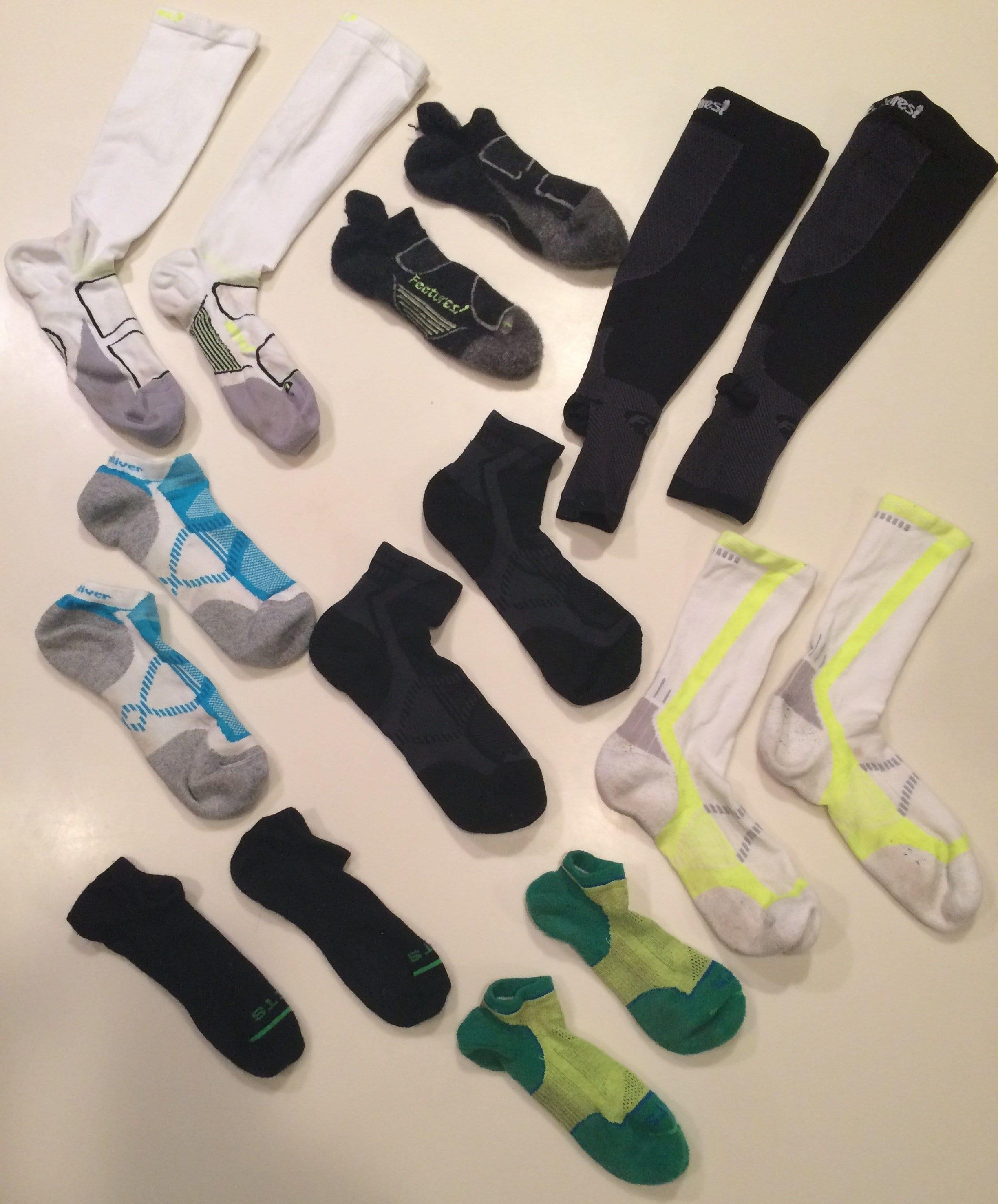 New Socks for the New Season