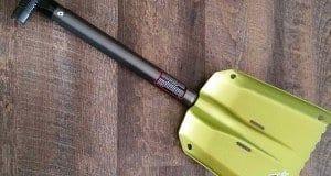 MSR Responder Shovel