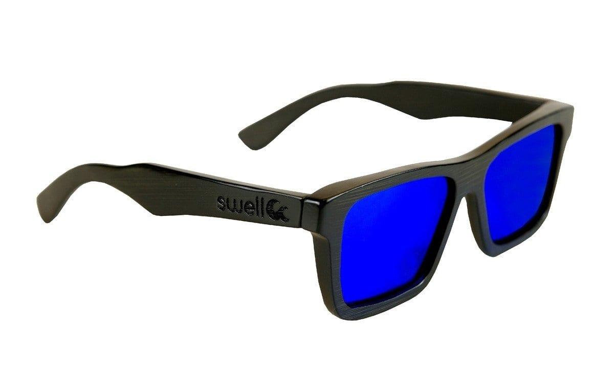 Swell Bamboo Wood Sunglasses X