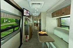 Winnebago Era Inside