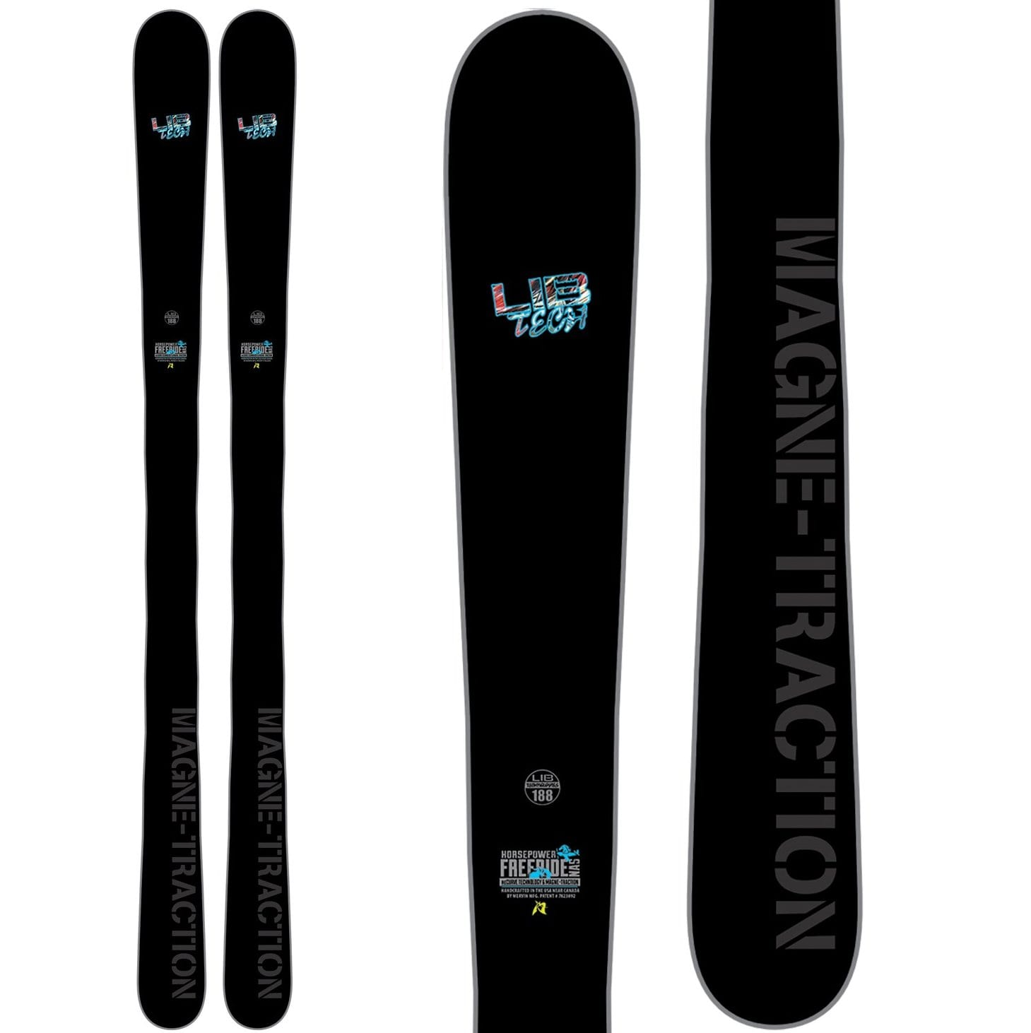 Lib tech Freeride HP Skis
