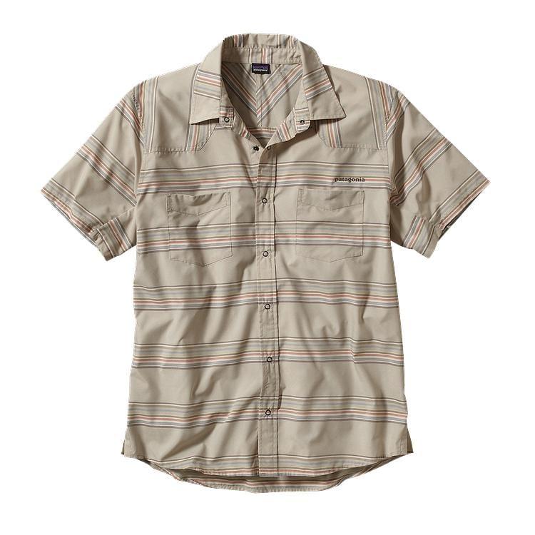 Patagonia Long Haul Western Shirt