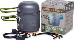 PowerPot 5 Stock Image