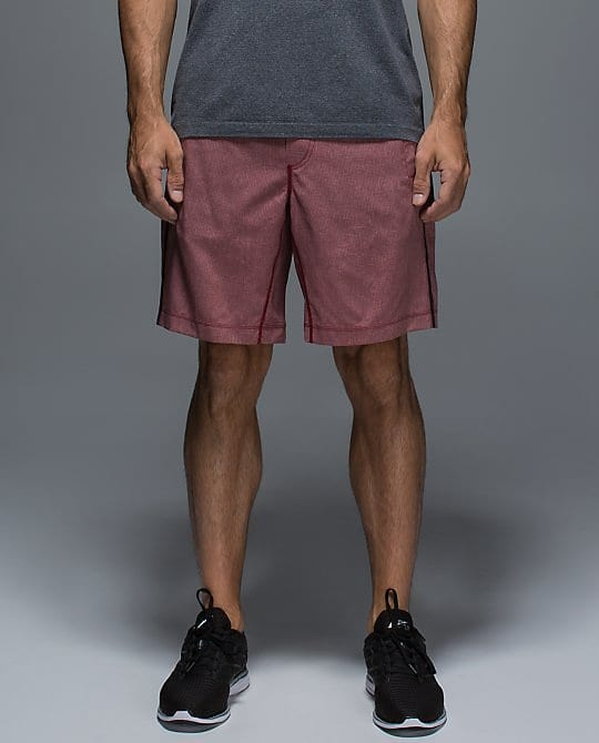 Lululemon Pace Breaker Short*Mesh