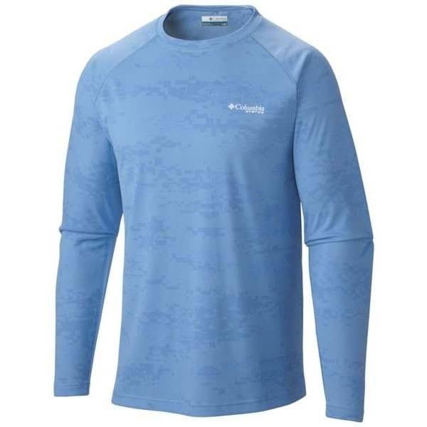 Columbia PFG Solar Camo Knit Shirt
