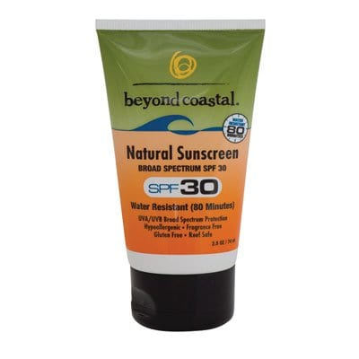 Beyond Coastal - Sunscreen