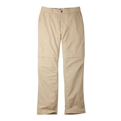 Mountain Khakis Men's Equatorial Convertible Pant and Skiff Shirt