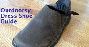 outdoorsy dress shoe guide