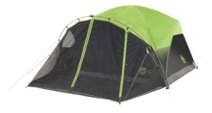Coleman Carlsbad Fast Pitch 6 Person Tent