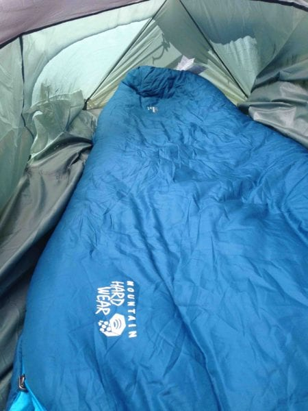 Mountain Hardwear Hotbed Torch 0 Degree Sleeping Bag