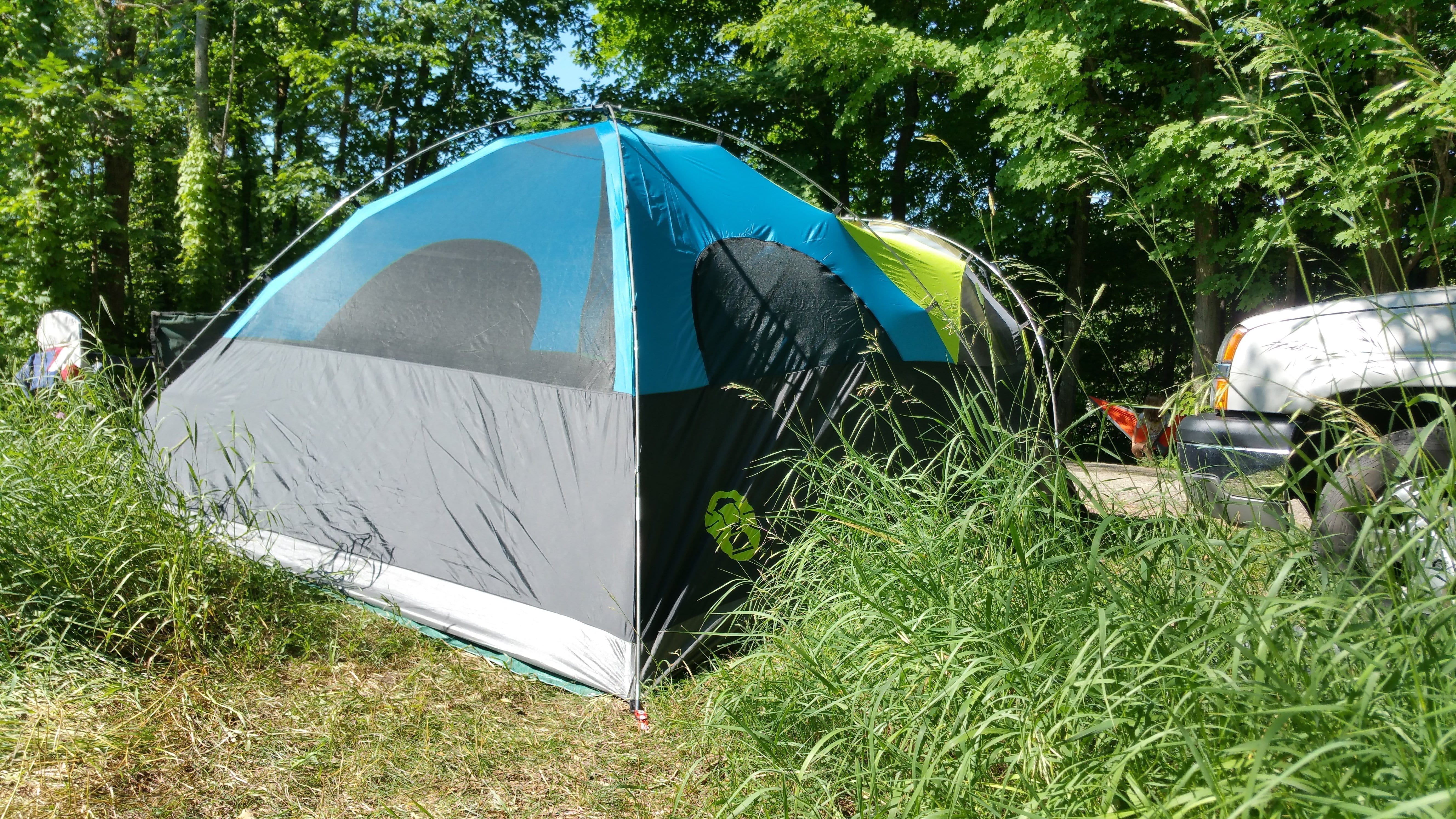 Coleman Carlsbad Fast Pitch 6 Person Tent & Coleman Carlsbad Fast Pitch 6 Person Tent Review - Active Gear Review