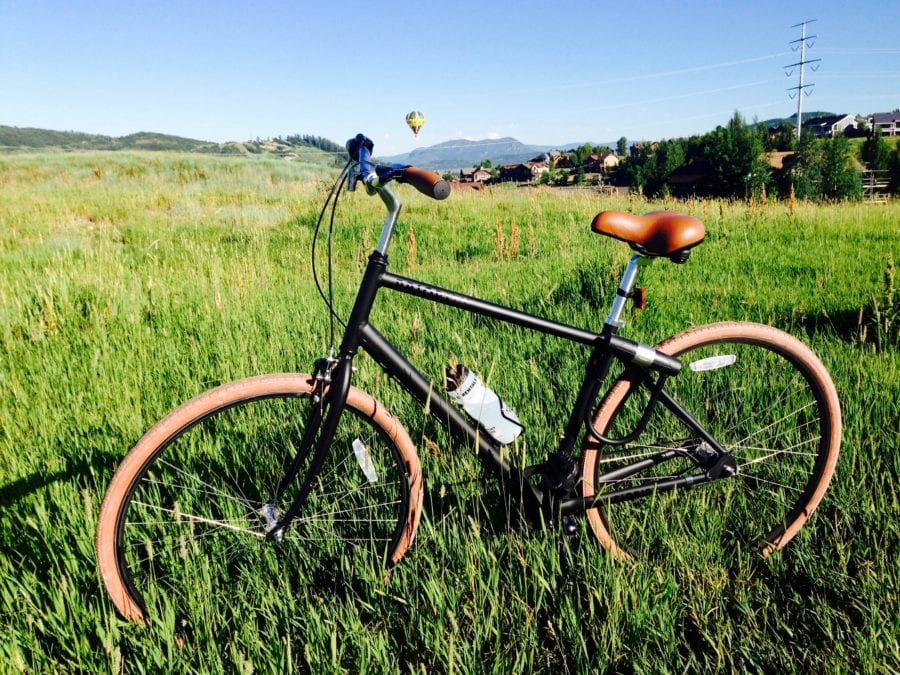 Priority Bicycles in Steamboat