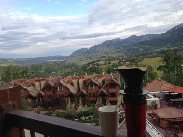telluride balcony