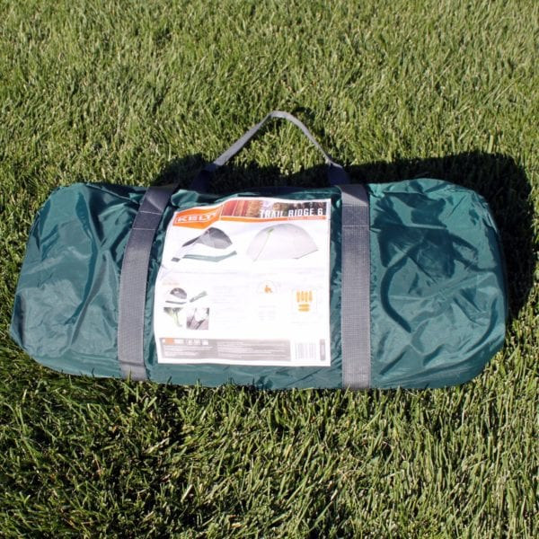 Kelty Trail Ridge 6 & Kelty Trail Ridge 6 Tent