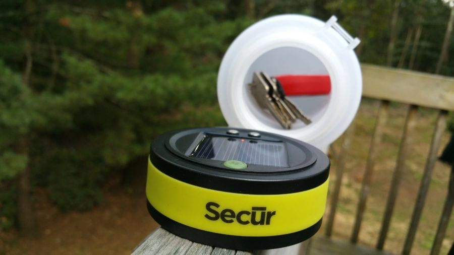 Secur Collapsible Solar Powered Bottle Lantern Review