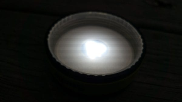 Secur Collapsible Solar Powered Bottle Lantern