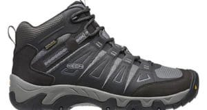 Keen Oakridge Waterproof Hiking Boot