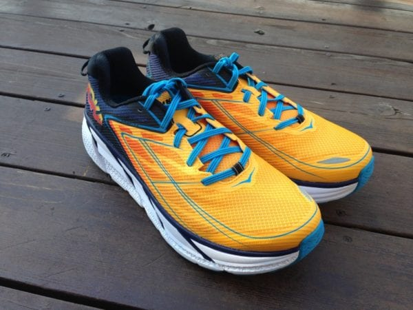 Clifton 3 running shoe