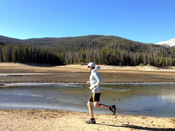 TNF Mountain Running