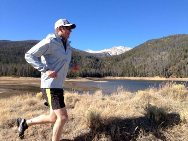 tnf trail running