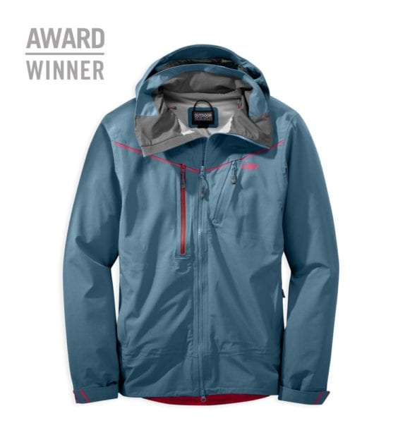 a8ad360add8 Outdoor Research Skyward Jacket - Best Backcountry Ski Jacket ...