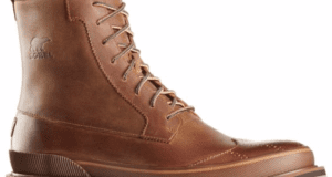sorel madson wingtip boot