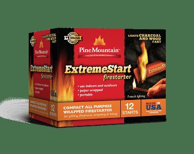 Extreme Start Fire Starter