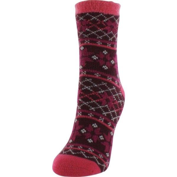 Yaktrax Cozy Cabin Sock