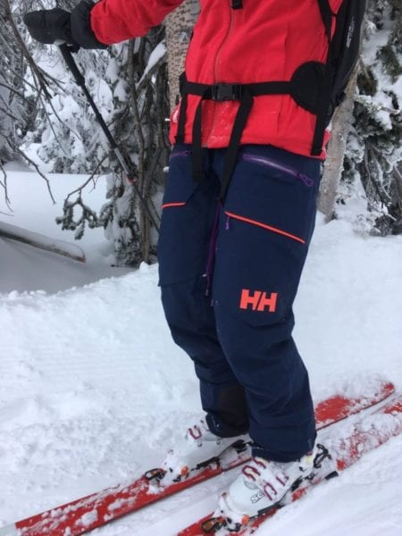 99b28219f0 Helly Hansen Aurora Shell Pant Review - Active Gear Review