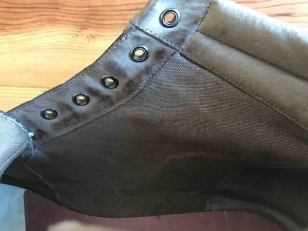 Yonder boot lining