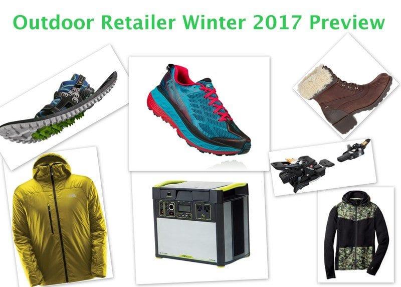 Outdoor Retailer Winter 2017