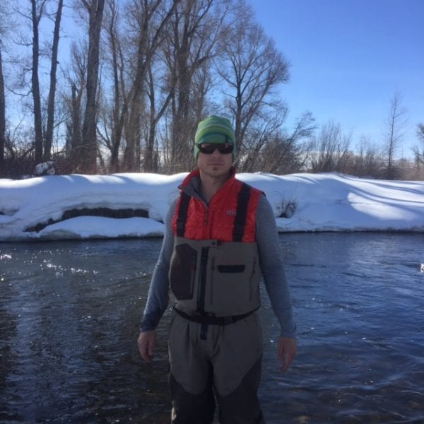 The Redington Sonic-Pro HDZ waders fit