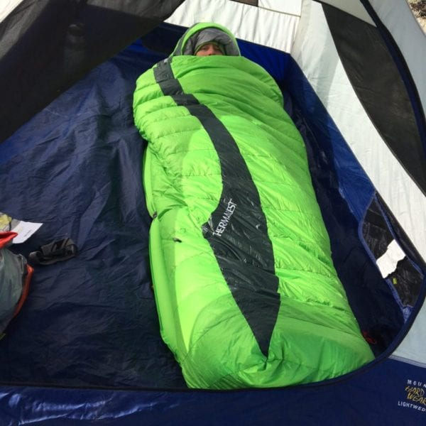 Thermarest Questar HD Pro Sleeping