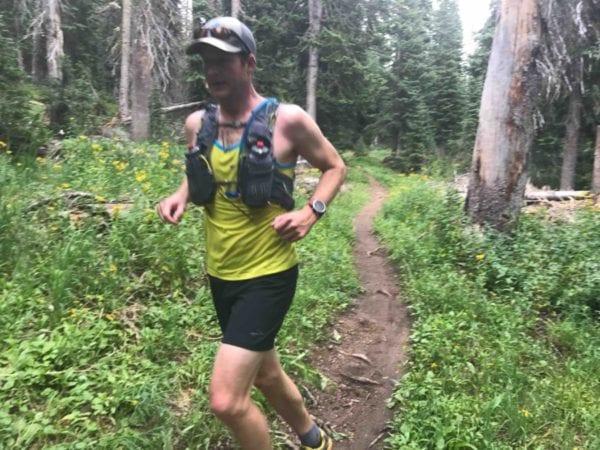 "Brooks Cascadia 7"" running shorts"