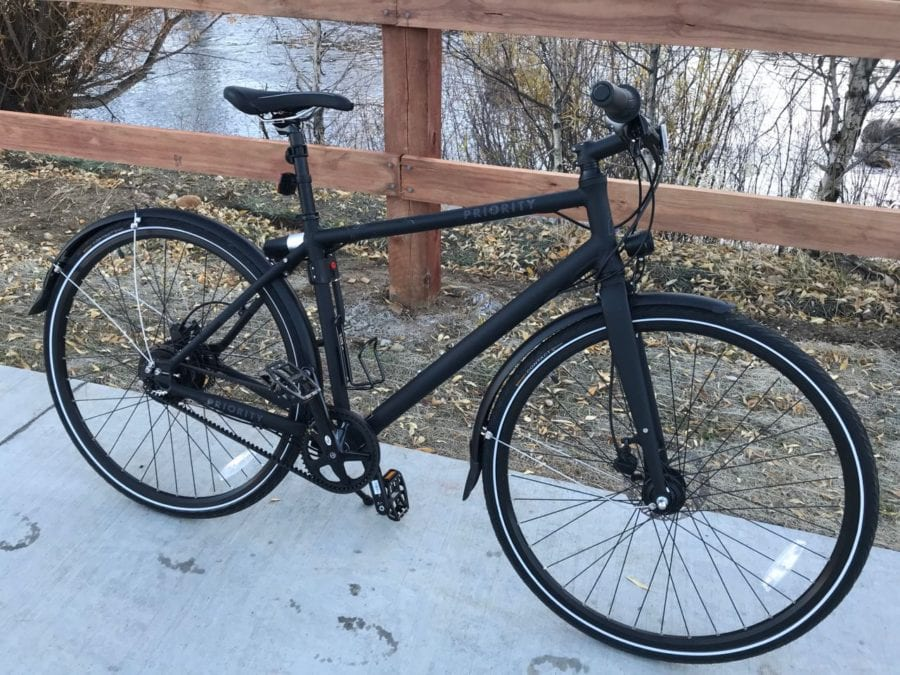 Priority Continuum Onyx Bike Review - Active Gear Review