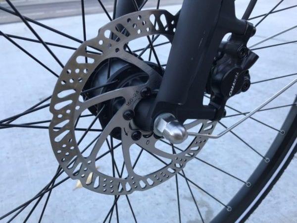 Priority Bicycle Continuum Onyx