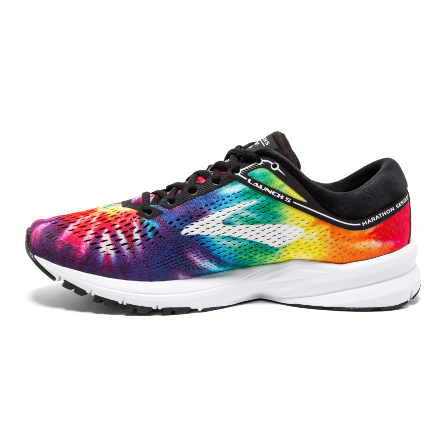 5c60d6571b5 Brooks Launches Limited-Edition Groovy Running Shoes - The Rock  n ...