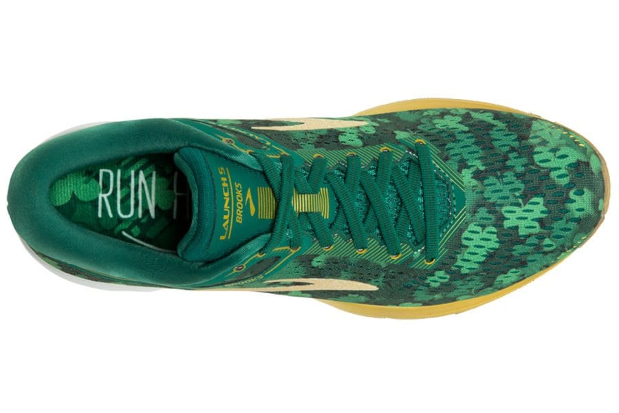 bdeef5db82b99 Run Lucky with the Launch 5 Shamrock Shoe - Active Gear Review