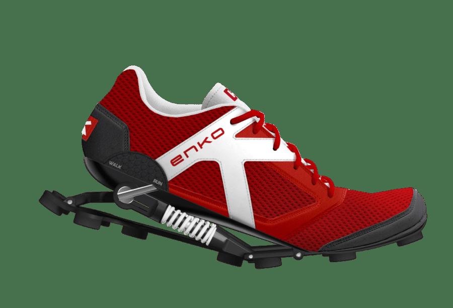 Enko Running Shoes Cost