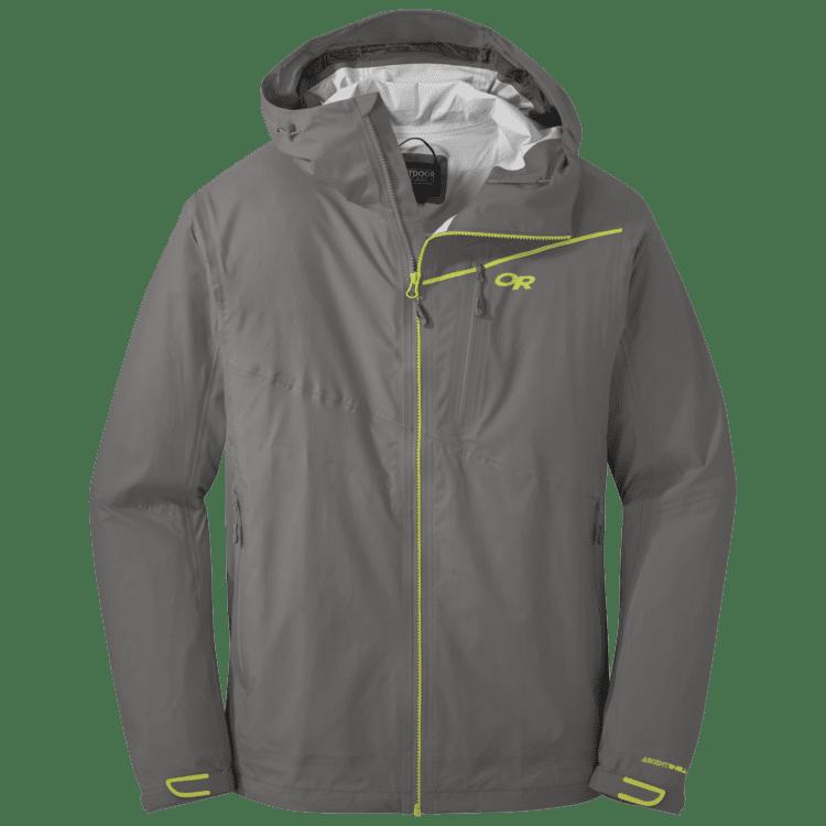 Outdoor Research Interstellar Jacket Review Active Gear