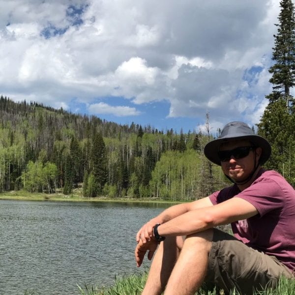 Hiking with the Tilley Hiker's Hat