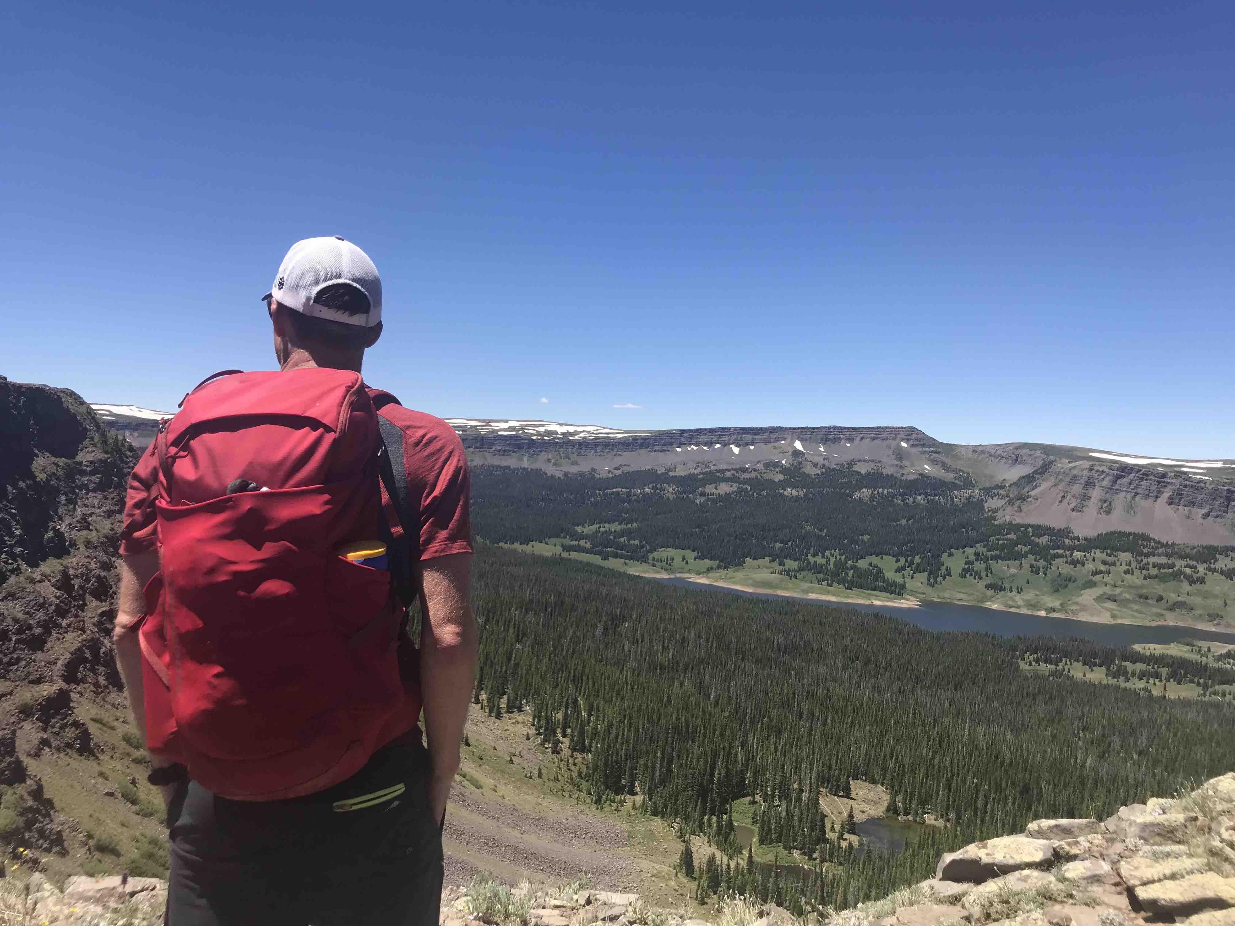 Patagonia Nine Trails Backpack 28L Storage