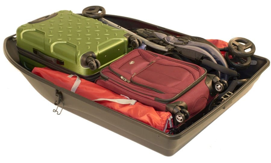 Car Top Cargo 18 Cubic Ft