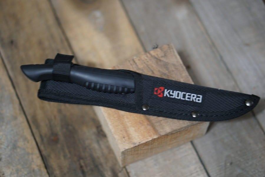 Kyocera Ceramic Camp Kitchen Knife